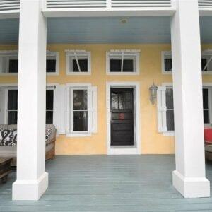 Entrance Level Porch