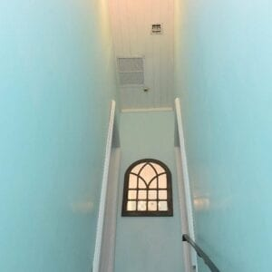 Staircase to Top Floor