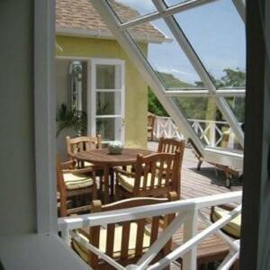 Bedroom 2 Porch