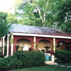 Entertaining Pavilion