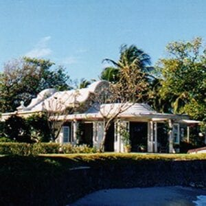 Main Pavilion from Water