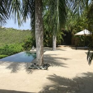 Top Pool and Master Bedroom Cottage