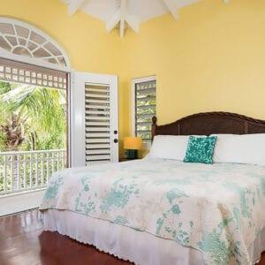 King Bedroom Main Floor