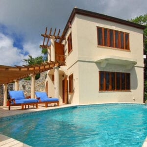 Pool and Bedroom Cottage