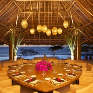 Palapa Dining