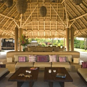Palapa Living Area